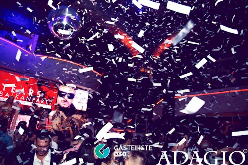 Partyfoto #49 Adagio Berlin vom 10.09.2016