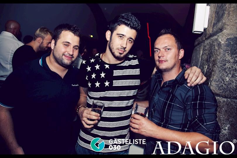 Partyfoto #8 Adagio Berlin vom 10.09.2016
