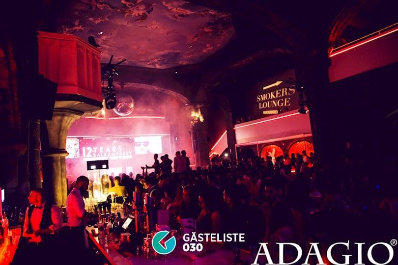 Partyfoto #73 Adagio Berlin vom 10.09.2016