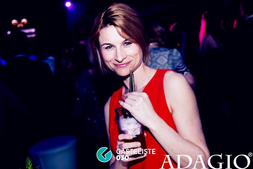 Partyfoto #61 Adagio Berlin vom 27.08.2016