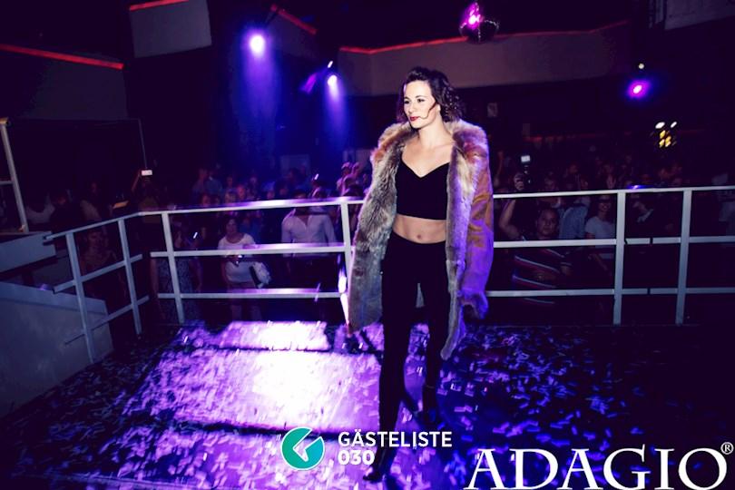 Partyfoto #28 Adagio Berlin vom 27.08.2016