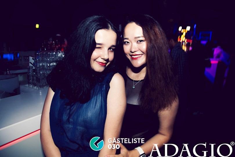 Partyfoto #20 Adagio Berlin vom 27.08.2016