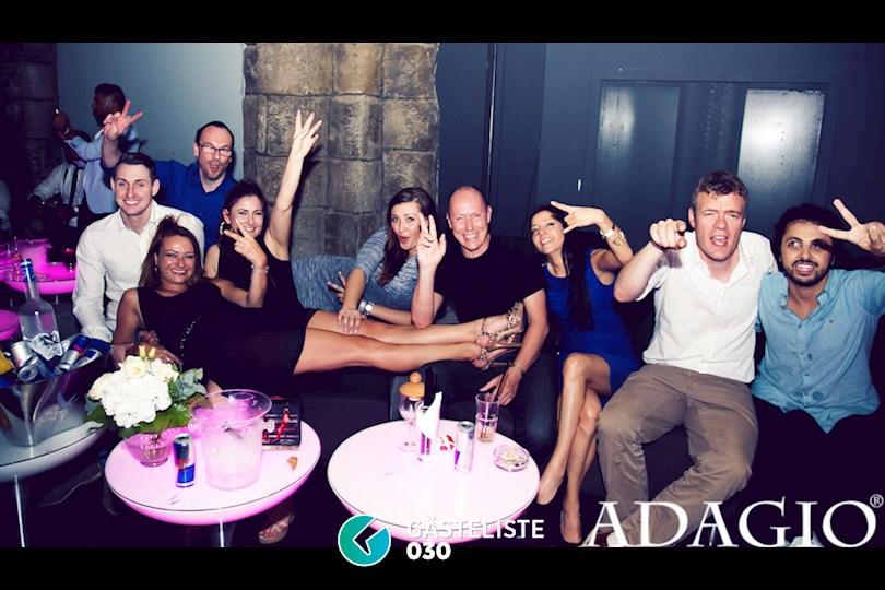 Partyfoto #31 Adagio Berlin vom 27.08.2016