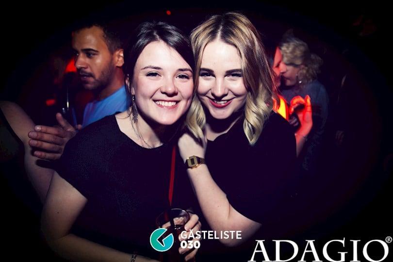 Partyfoto #3 Adagio Berlin vom 27.08.2016