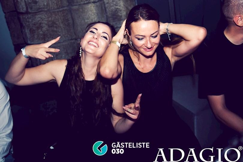 Partyfoto #19 Adagio Berlin vom 27.08.2016