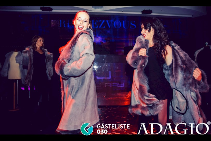Partyfoto #7 Adagio Berlin vom 27.08.2016