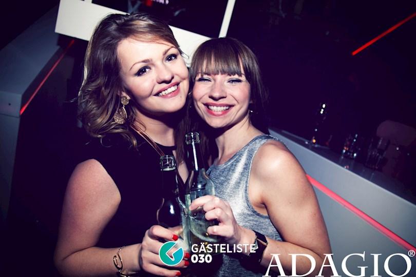 Partyfoto #2 Adagio Berlin vom 27.08.2016