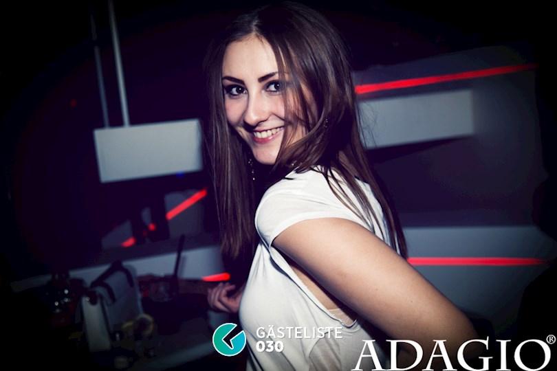 Partyfoto #33 Adagio Berlin vom 27.08.2016