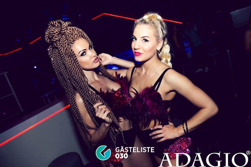 Partyfoto #16 Adagio Berlin vom 27.08.2016