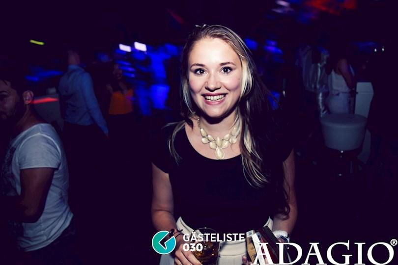 Partyfoto #55 Adagio Berlin vom 27.08.2016