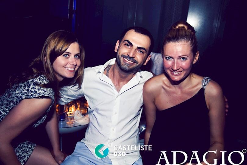 Partyfoto #14 Adagio Berlin vom 27.08.2016