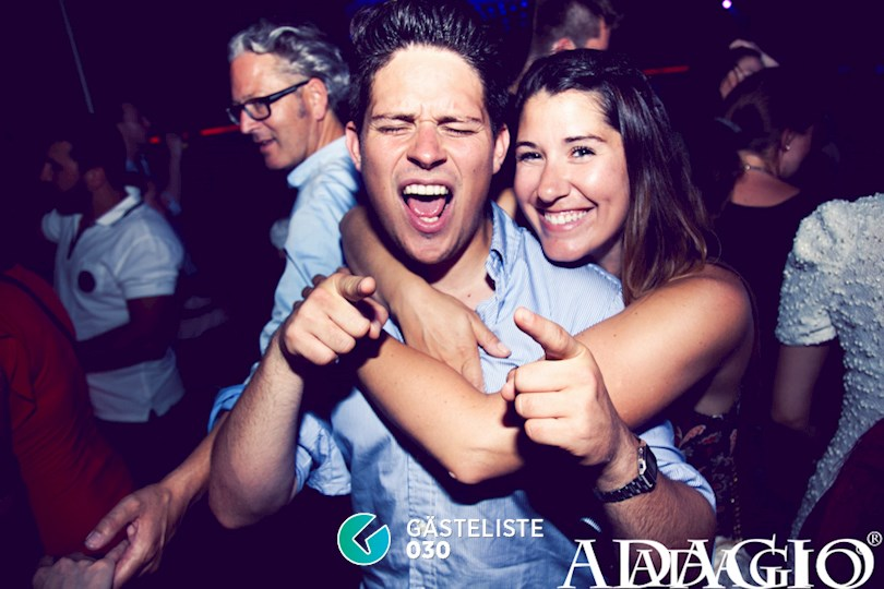Partyfoto #15 Adagio Berlin vom 27.08.2016
