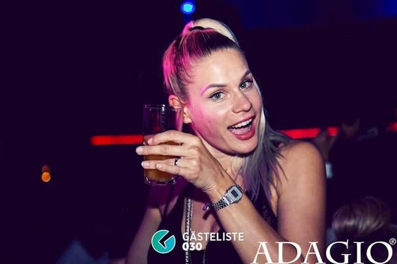 Partyfoto #58 Adagio Berlin vom 27.08.2016