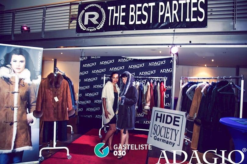 Partyfoto #34 Adagio Berlin vom 27.08.2016