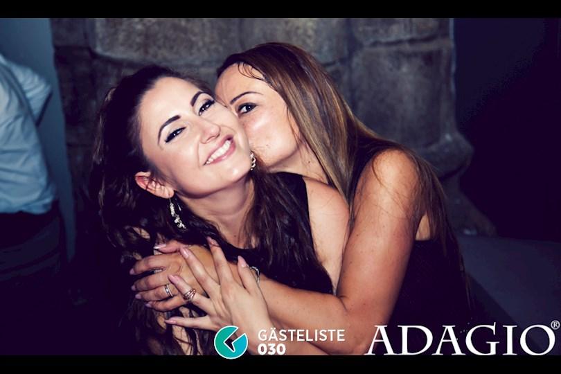 Partyfoto #48 Adagio Berlin vom 27.08.2016