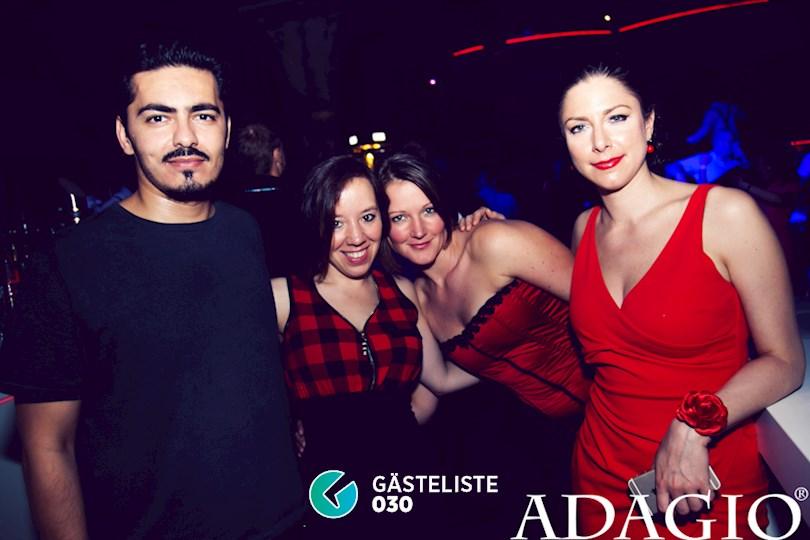 Partyfoto #44 Adagio Berlin vom 27.08.2016