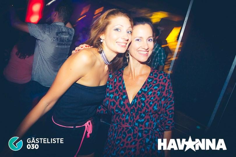Partyfoto #65 Havanna Berlin vom 02.09.2016