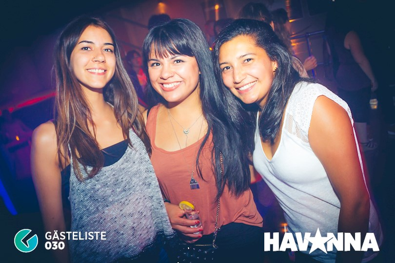 Partyfoto #19 Havanna Berlin vom 02.09.2016