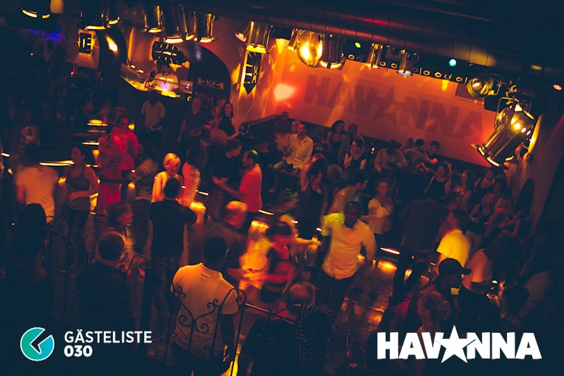 Partyfoto #5 Havanna Berlin vom 02.09.2016