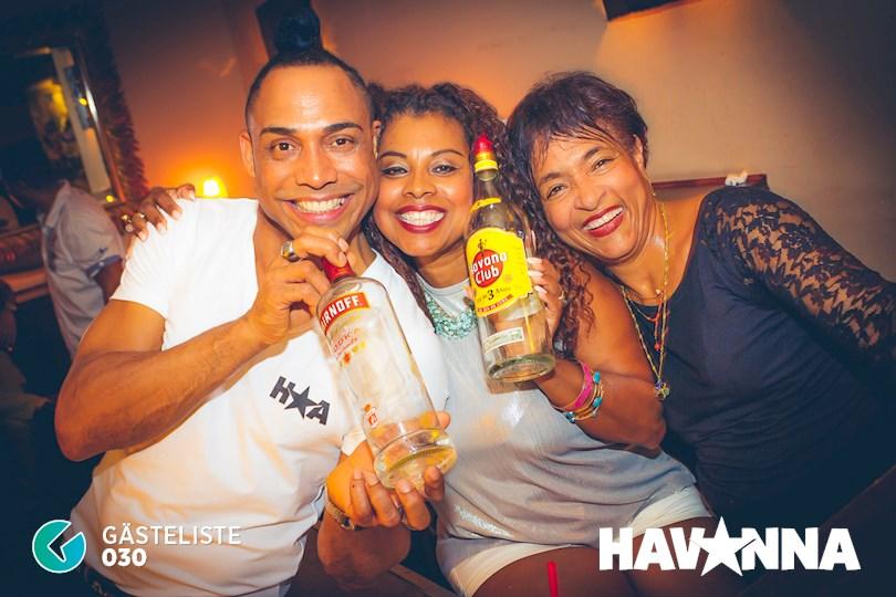 Partyfoto #28 Havanna Berlin vom 02.09.2016