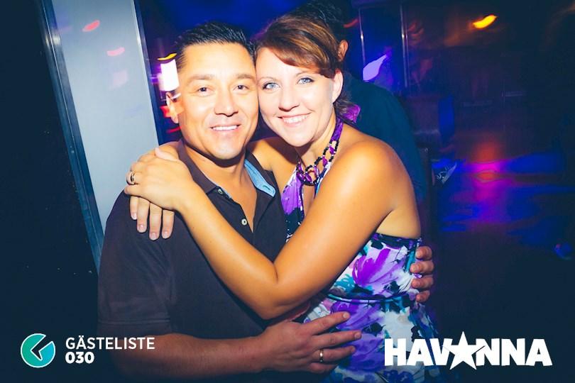Partyfoto #14 Havanna Berlin vom 02.09.2016