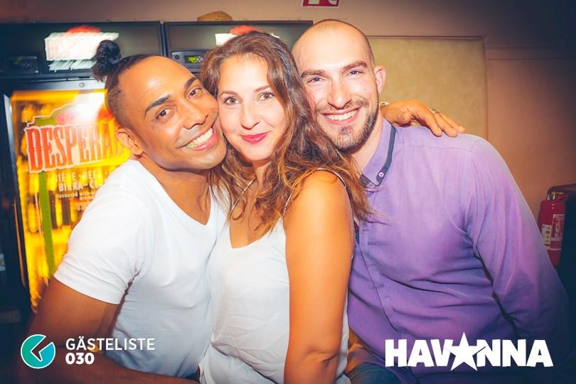Partyfoto #21 Havanna Berlin vom 02.09.2016