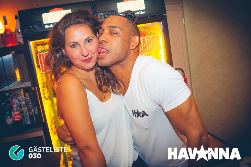 Partyfoto #4 Havanna Berlin vom 02.09.2016