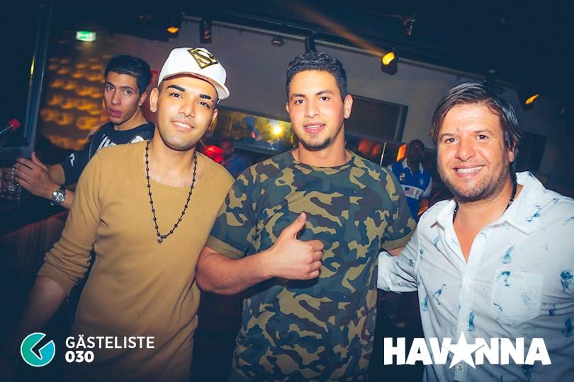 Partyfoto #50 Havanna Berlin vom 02.09.2016