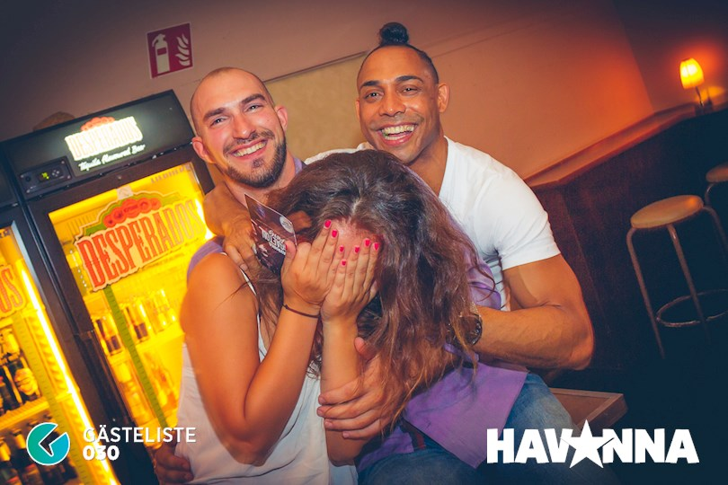 Partyfoto #18 Havanna Berlin vom 02.09.2016