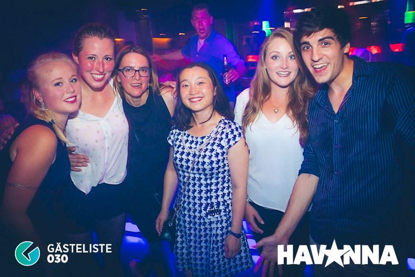 Partyfoto #2 Havanna Berlin vom 02.09.2016
