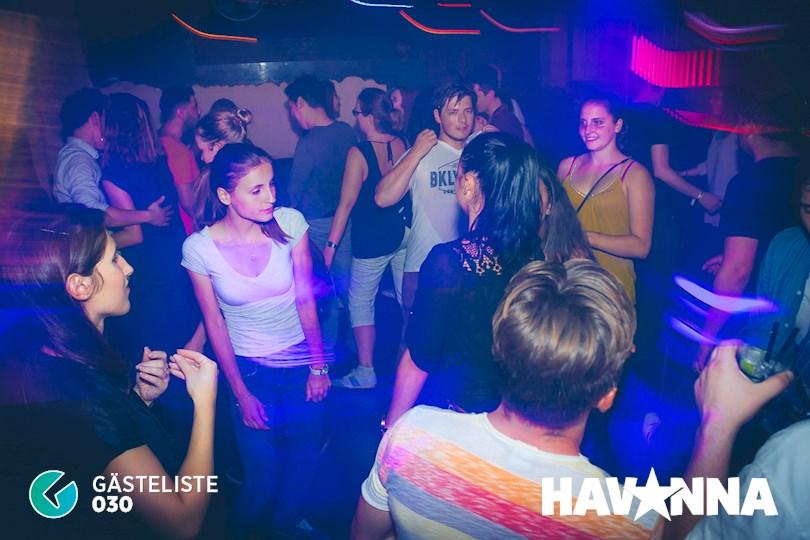Partyfoto #67 Havanna Berlin vom 02.09.2016