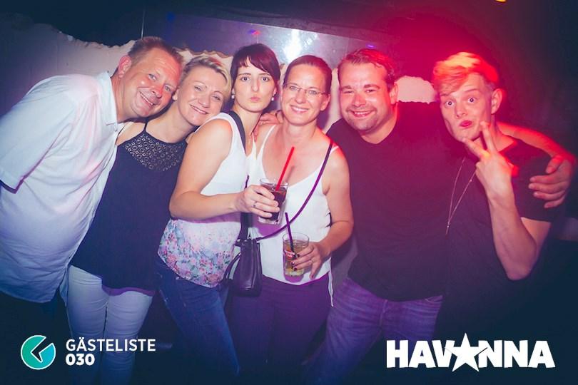 Partyfoto #33 Havanna Berlin vom 02.09.2016