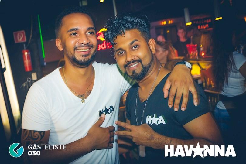 Partyfoto #1 Havanna Berlin vom 02.09.2016