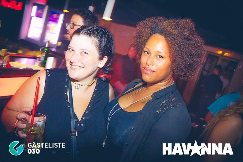 Partyfoto #58 Havanna Berlin vom 02.09.2016