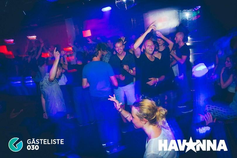 Partyfoto #24 Havanna Berlin vom 02.09.2016