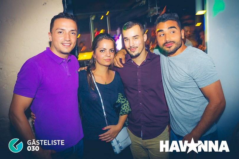 Partyfoto #30 Havanna Berlin vom 02.09.2016