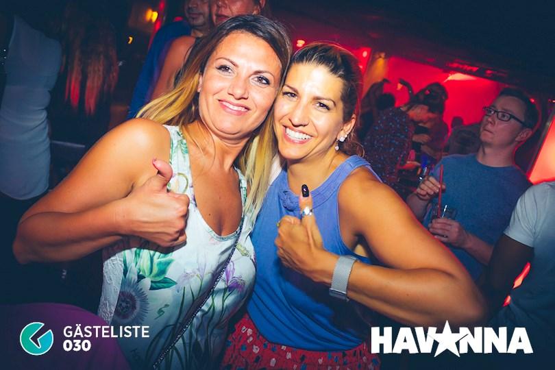 Partyfoto #34 Havanna Berlin vom 02.09.2016