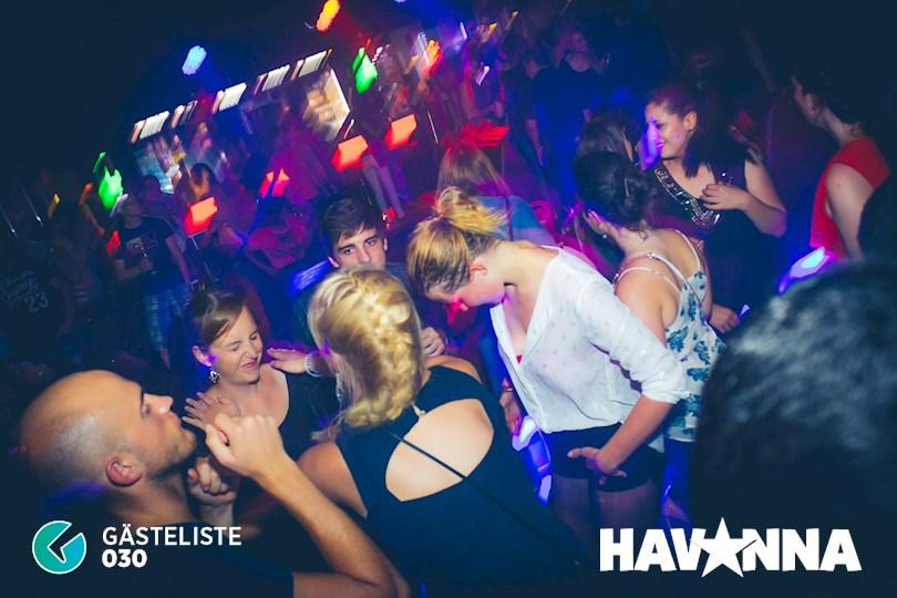 Partyfoto #46 Havanna Berlin vom 02.09.2016