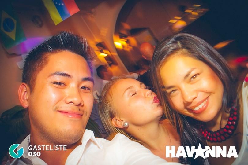 Partyfoto #16 Havanna Berlin vom 02.09.2016