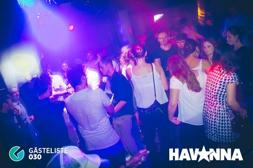 Partyfoto #31 Havanna Berlin vom 02.09.2016