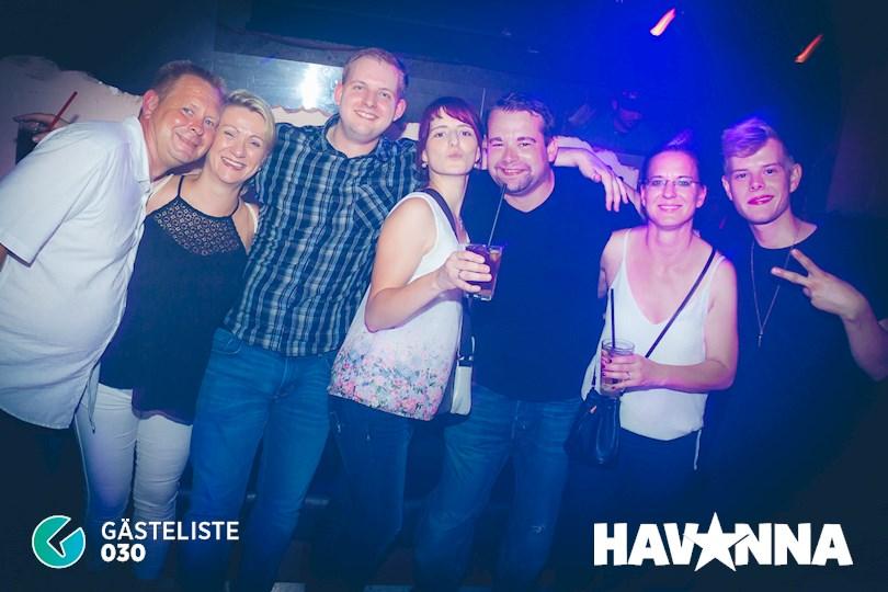 Partyfoto #25 Havanna Berlin vom 02.09.2016