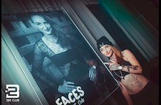 Partyfotos 2BE 17.09.2016 Faces of 2be Club