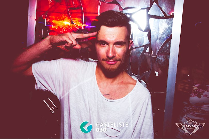 Partyfoto #27 Maxxim Berlin vom 09.09.2016