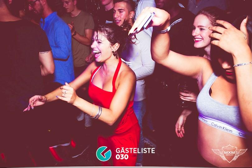 Partyfoto #45 Maxxim Berlin vom 09.09.2016