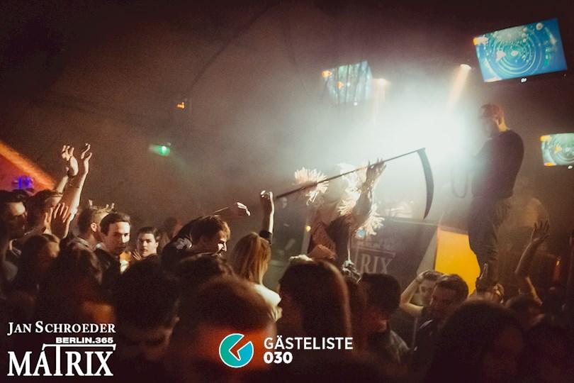 https://www.gaesteliste030.de/Partyfoto #52 Matrix Berlin vom 29.10.2016