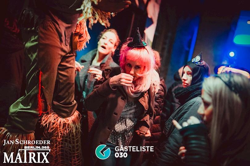https://www.gaesteliste030.de/Partyfoto #164 Matrix Berlin vom 29.10.2016