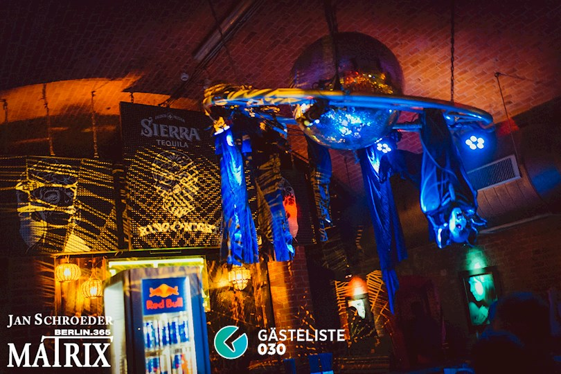 https://www.gaesteliste030.de/Partyfoto #36 Matrix Berlin vom 29.10.2016