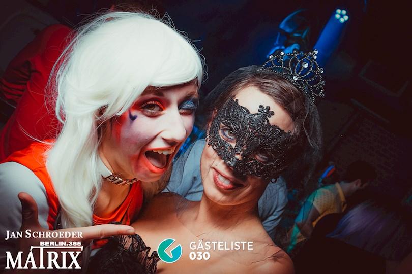 https://www.gaesteliste030.de/Partyfoto #330 Matrix Berlin vom 29.10.2016