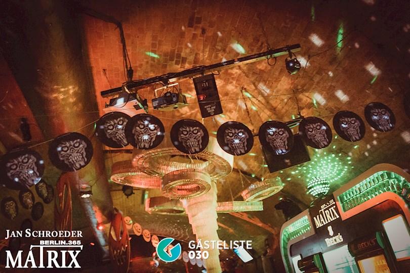 https://www.gaesteliste030.de/Partyfoto #346 Matrix Berlin vom 29.10.2016