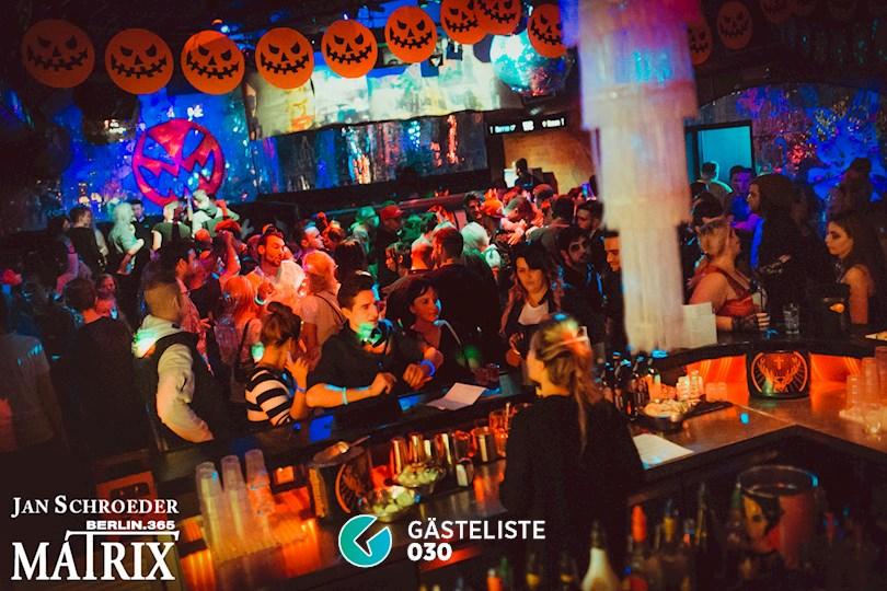 https://www.gaesteliste030.de/Partyfoto #123 Matrix Berlin vom 29.10.2016